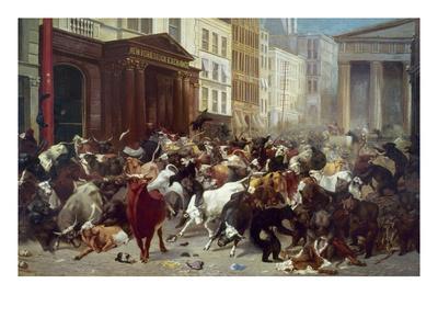 Wall Street: Bears & Bulls