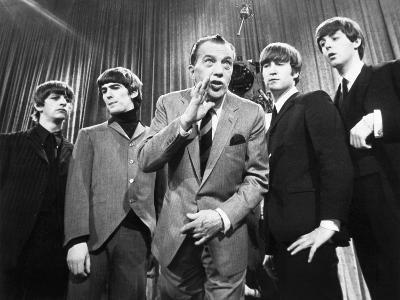 Beatles And Ed Sullivan
