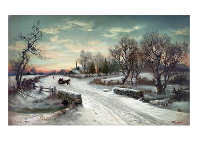 Christmas Morn, C1885