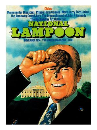 National Lampoon, November 1974 - Civics