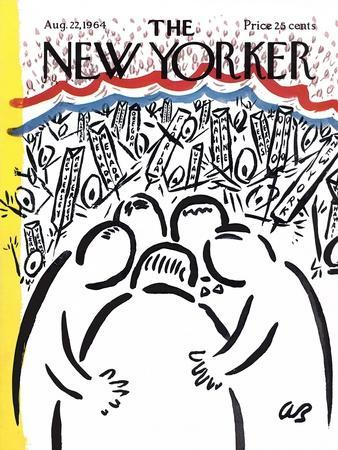 The New Yorker Cover - August 22, 1964