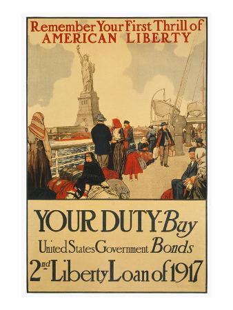 World War I: Liberty Loan