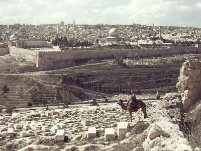 Holy Land: Jerusalem