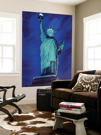 """""""Statue of Liberty,"""" January 10, 1942"""