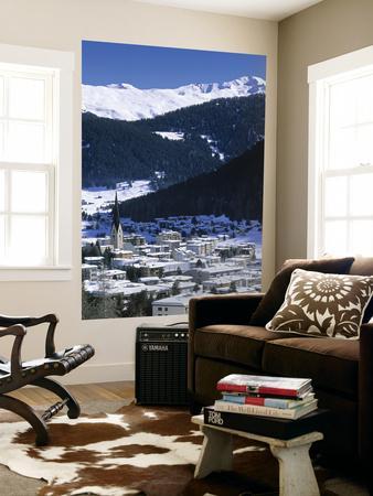 Davos, Graubunden, Switzerland