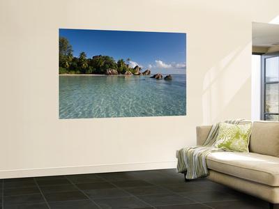 Anse Source d'Argent Beach, La Digue Island, Seychelles