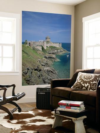Fort La Latte, Cape Frehel, Brittany, France