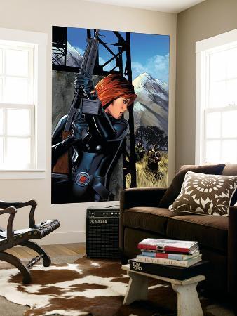 Black Widow No.5 Cover: Black Widow