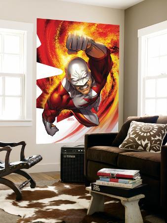 Marvel Comics Presents No.4 Cover: Guardian