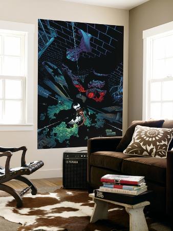 Marvel Adventures Spider-Man No.42 Cover: Black Cat, Spider-Man and Puma