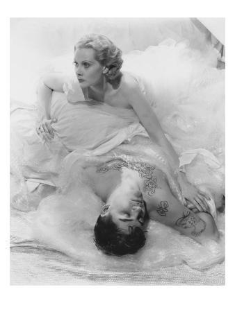 Vogue - June 1935 - Tchelitchew Ballet Film
