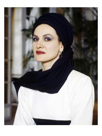 W - September 1984 - Paloma Picasso