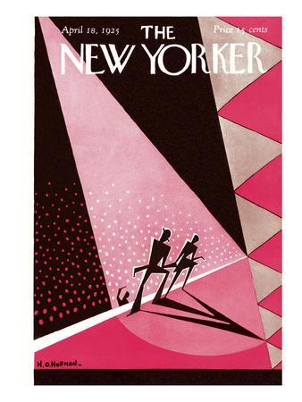 The New Yorker Cover - April 18, 1925