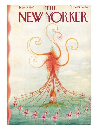 The New Yorker Cover - May 3, 1930