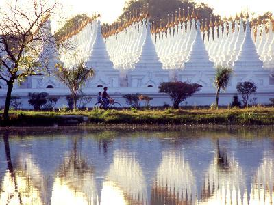Sandamani Paya in Mandalay, Burma