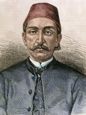 Abdul Hamid Ii (1842-1918). Sultan of the Ottoman Empire (1876-1909)