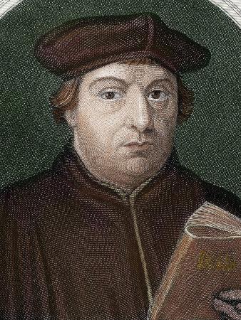 Martin Luther (Eisleben, 1483, Eisleben, 1546)
