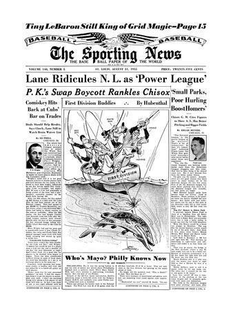 American League Pennant Race - August 31, 1955