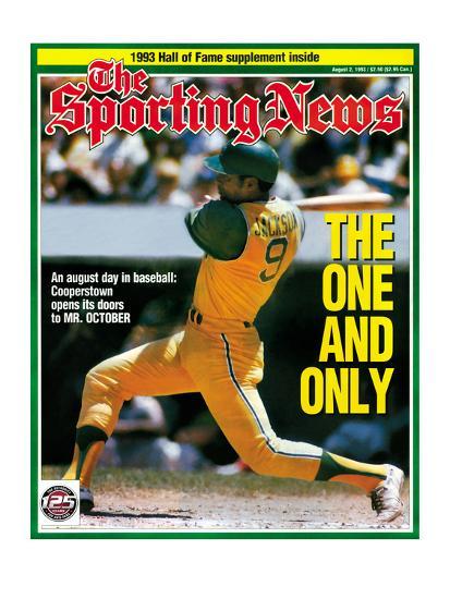 online retailer b2645 87a6d Oakland A's OF Reggie Jackson - August 2, 1993