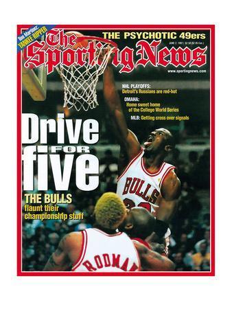 Chicago Bulls' Chicago Bulls - June 2, 1997