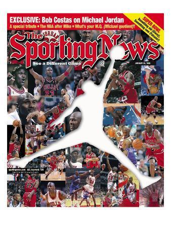 Chicago Bulls' Michael Jordan - January 25, 1999