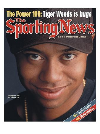 Golfer Tiger Woods - December 18, 2000