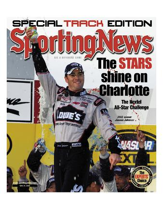 NASCAR's No. 48 Jimmie Johnson - Track Edition - May 24, 2004
