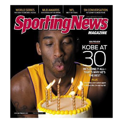 Los Angeles Lakers' Kobe Bryant - November 10, 2008