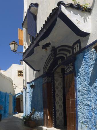 Kasbah Des Oudaias, Rabat, Morocco, North Africa, Africa