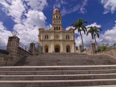 Basilica De Nuestra Senora Del Cobre, El Cobre, Cuba, West Indies, Caribbean, Central America