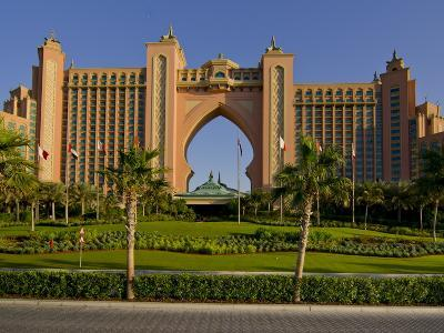 Atlantis Hotel, Dubai, United Arab Emirates, Middle East