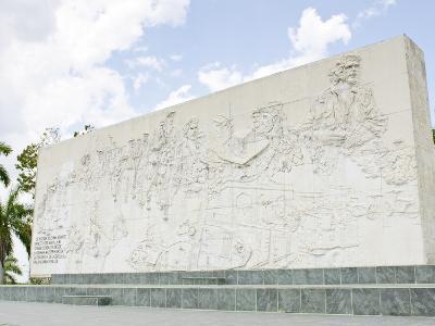 Monumento Ernesto Che Guevara, Plaza De La Revolucion Che Guevara, Santa Clara, Cuba