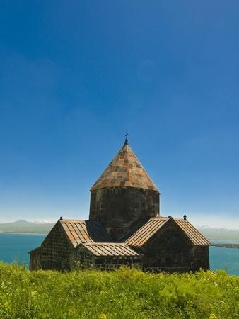 Sevanavank (Sevan Monastery) By Lake Sevan, Armenia, Caucasus, Central Asia, Asia