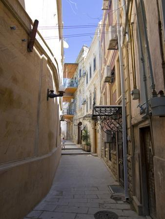 The Old City of Baku, UNESCO World Heritage Site, Azerbaijan, Central Asia, Asia