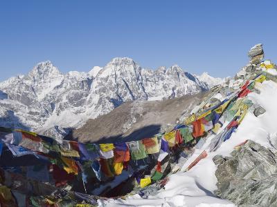 Cho La Pass, Solu Khumbu Everest Region, Sagarmatha National Park, Himalayas, Nepal, Asia