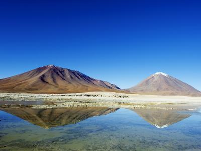 Volcano Licancabur 5916M, Eduardo Avaroa Andean National Reserve, Bolivia, South America