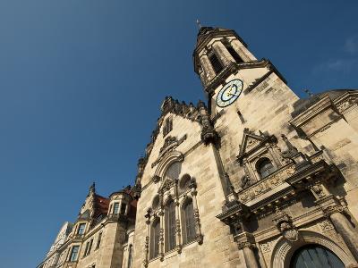 The Reformed Church, Leipzig, Saxony, Germany, Europe
