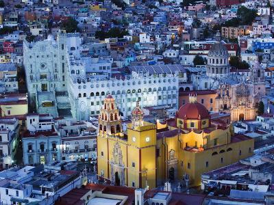 Basilica De Nuestra Senora De Guanajuato, Guanajuato, Guanajuato State, Mexico