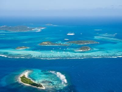 Tobago Cays and Mayreau Island, St. Vincent and the Grenadines, Windward Islands