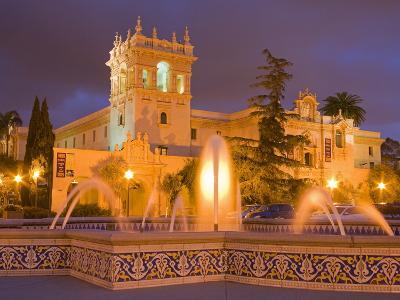 House of Hospitality in Balboa Park, San Diego, California, United States of America, North America
