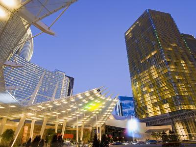 Aria Casino at Citycenter, Las Vegas, Nevada, United States of America, North America