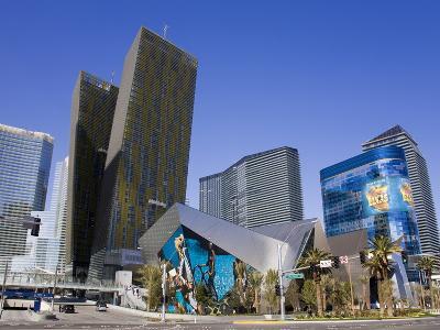 The Crystals Shopping Mall at Citycenter, Las Vegas, Nevada