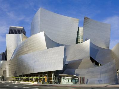 Walt Disney Concert Hall, Los Angeles, California, United States of America, North America