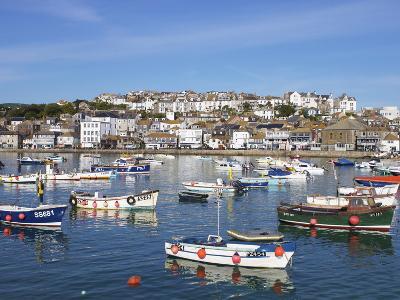 St. Ives, Cornwall, England, United Kingdom, Europe