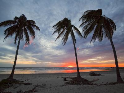 Playa Guiones Beach, Nosara, Nicoya Peninsula, Guanacaste Province, Costa Rica