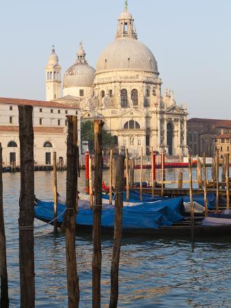 Santa Maria Della Salute, Venice, UNESCO World Heritage Site, Veneto, Italy, Europe