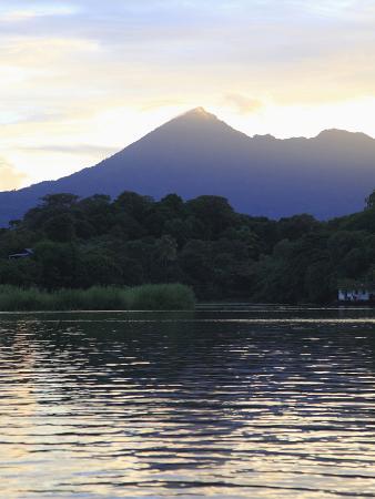 Mombacho Volcano, Lake Nicaragua, Granada, Nicaragua, Central America