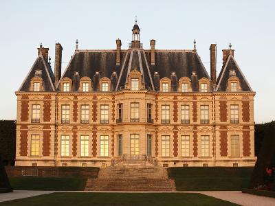 Chateau De Sceaux, Sceaux, Hauts-De-Seine, France, Europe