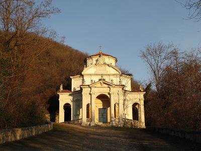 Sacromonte Church, Varese, Lombardy, Italy, Europe