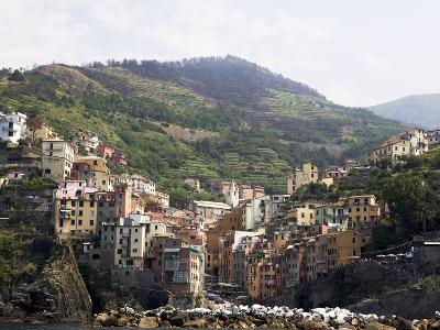 Riomaggiore, Cinque Terre, Liguria, Italy, Europe
